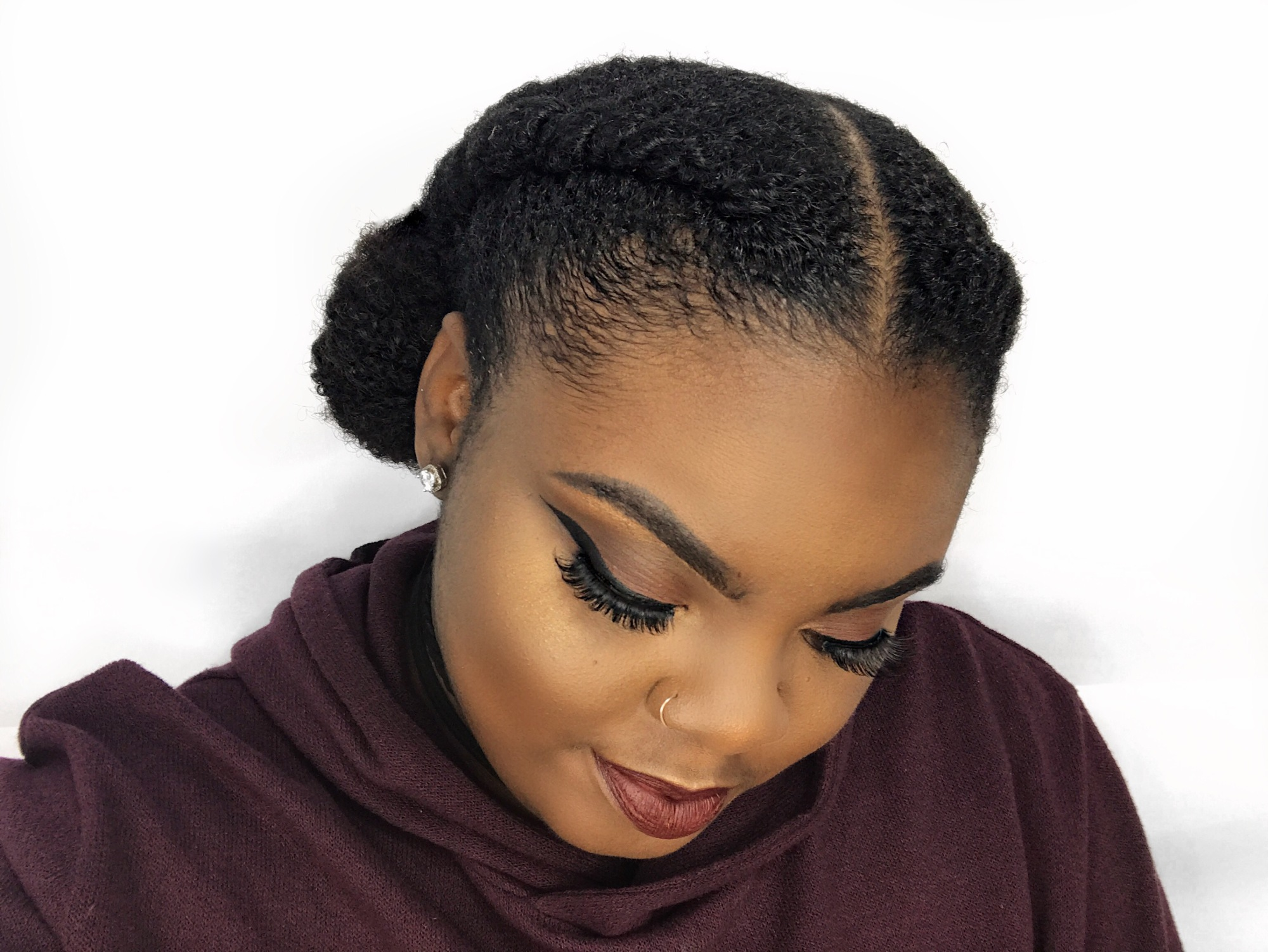 Hair Style 4c: How To: Moisturize Dry 4C Natural Hair