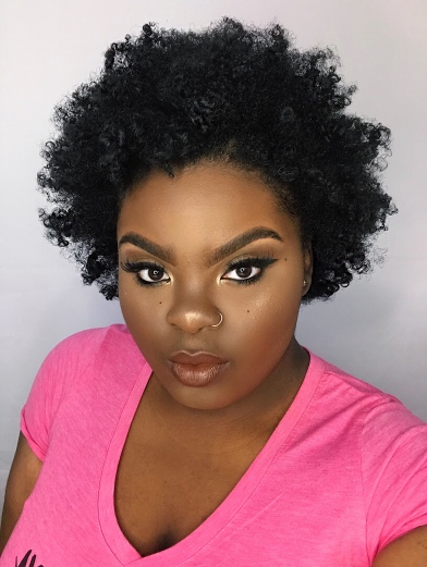 10 Steps To Achieve The Perfect Curly Afro On Short 4c Natural Hair